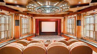 , Movie room