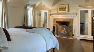 , One of 6 guest rooms