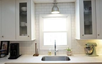 Subway Tile Step-By-Step Tutorial: Part Two - Grouting