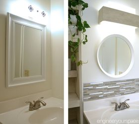 Budget Bathroom Remodel Hometalk