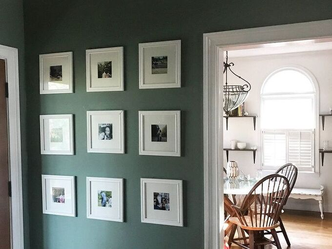 how to hang a gallery wall, how to
