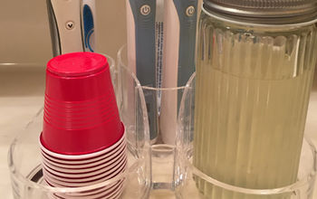 diy family electric toothbrush holder