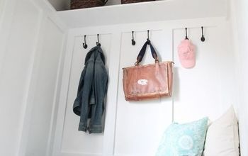 From Closet to Mudroom