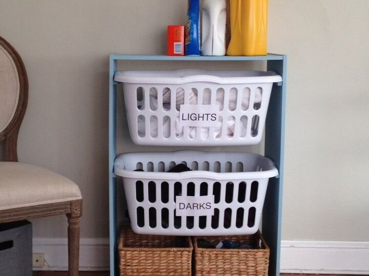 Laundry Basket Station