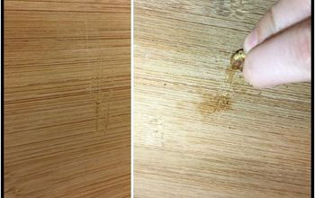 Getting Scratches Out of Wood Cabinets and Furniture