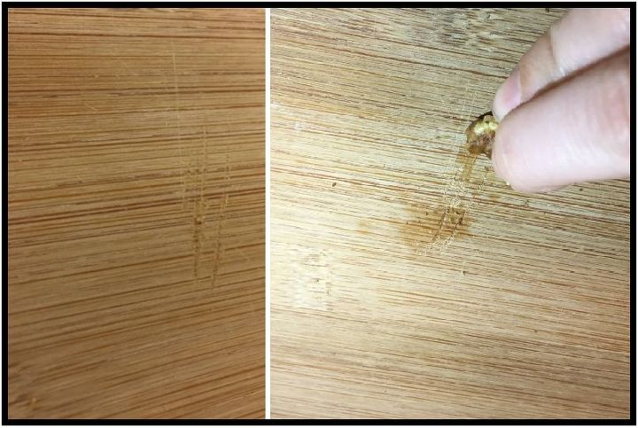 getting scratches out of wood cabinets and furniture, kitchen cabinets, kitchen design, painted furniture