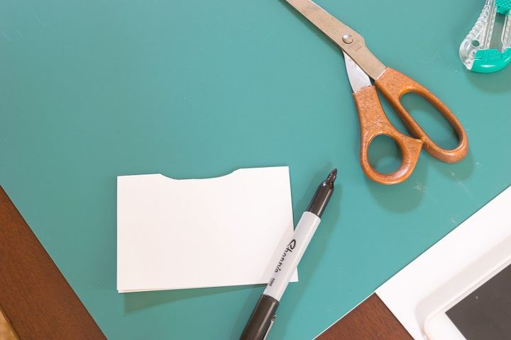 keep your table linens organized, organizing, painted furniture