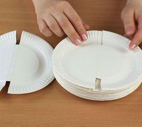 diy paper plate hi tech l& design home decor lighting & DIY Paper Plate Hi-Tech Lamp Design | Hometalk