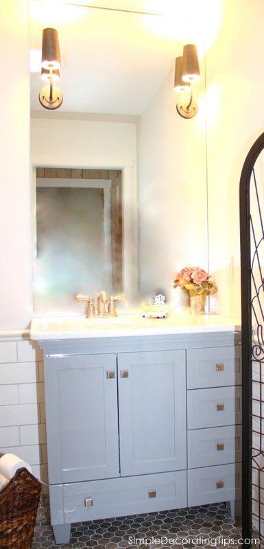 renovating the condo bathroom, bathroom ideas, home improvement