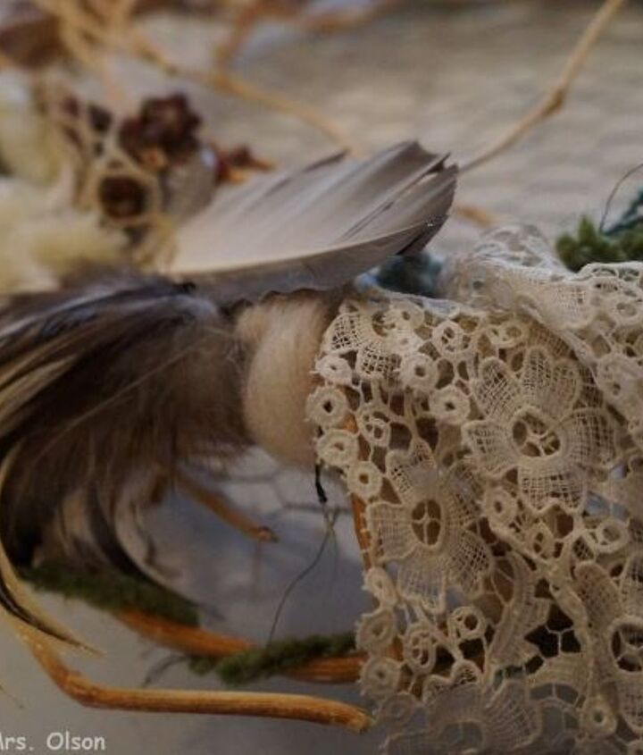 trim a vine build a nest, gardening