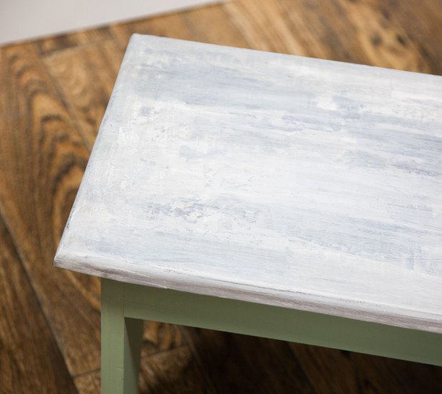 How To Create A Faux Concrete Finish On Furniture Masonry