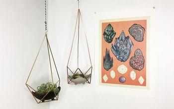 Himmeli Plant / Lantern Hangers