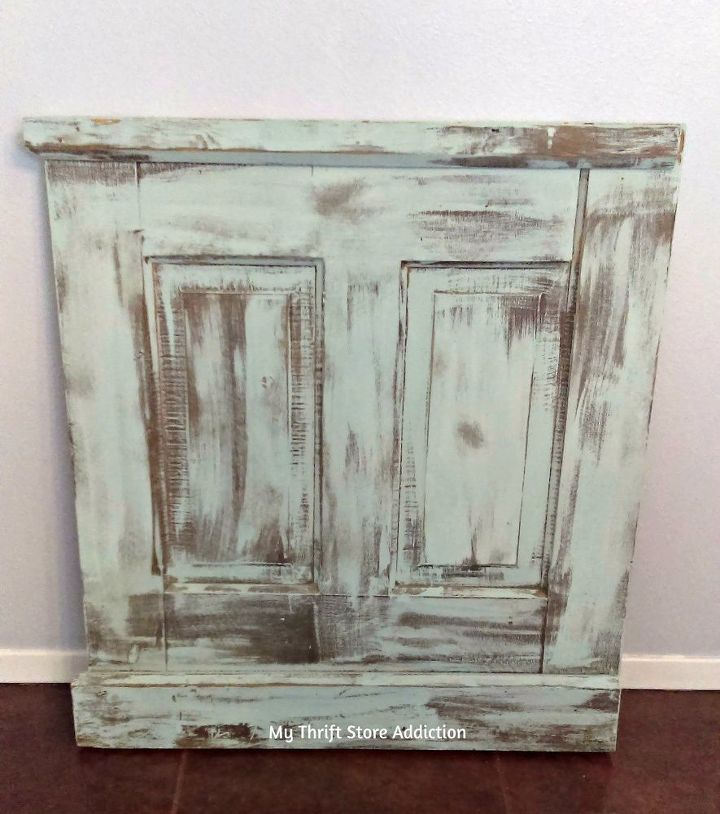 Diy Reclaimed Wood Door Faux Fireplace Insert Doors Fireplaces Mantels