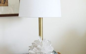 Crystal Embellished Lamp