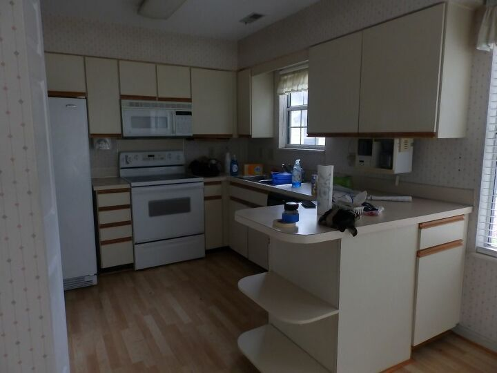 e kitchen before and after, kitchen design