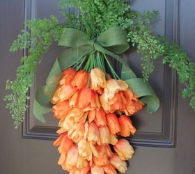 spring carrot door hanger doors & Spring Carrot Door Hanger | Hometalk