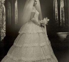 Old Wedding Dress