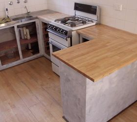 DIY Kitchen Counter top Instillation Without Removing The ...