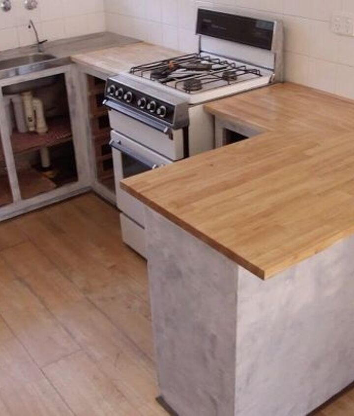 Here S How To Put In Kitchen Countertops Without Removing The Old