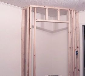 Awesome Diy Corner Pantry, Closet