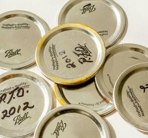 s 14 awesome things you didn t know you could do with jar and tin lids