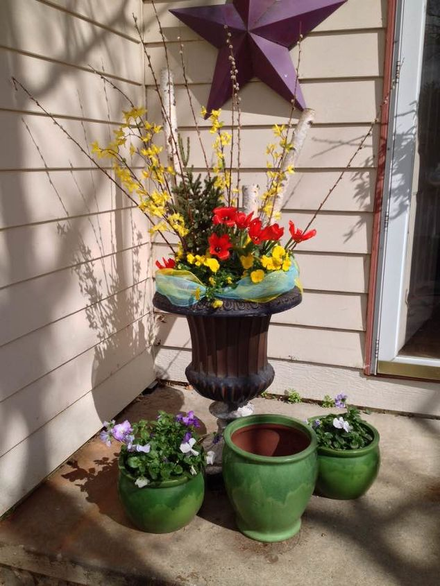 Spring container!