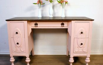 BLUSH VANITY & CUSTOM COLOR MIXING