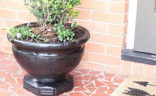 3 planter refresh, gardening