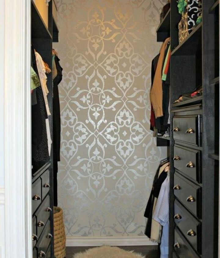 s these 13 closet improvements will make you smile, closet, Build your own stands and shelves