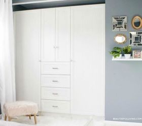 S These 13 Closet Improvements Will Make You Smile, Closet, Place Doors And  Shelves
