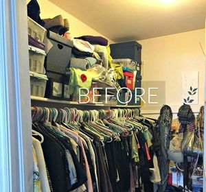 s these 13 closet improvements will make you smile, closet