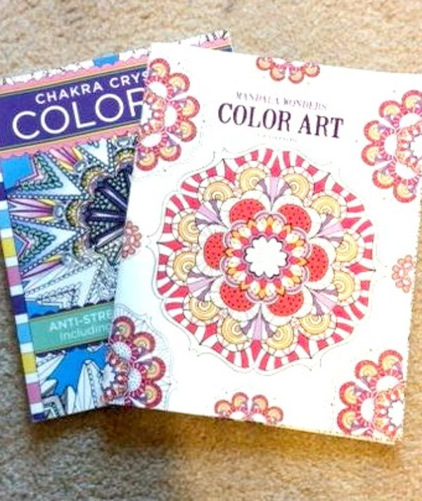 How to Fake High End Decor With Adult Coloring Books | Hometalk