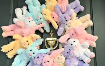 why i took scissors to these cute little bunnies