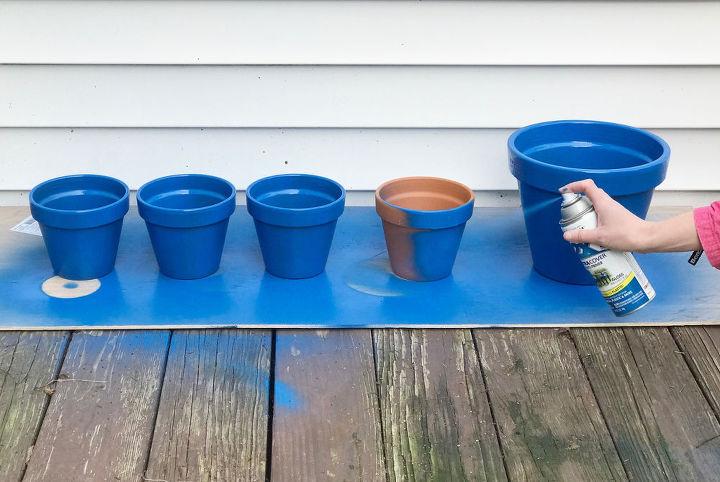 topsy tervy planter, gardening