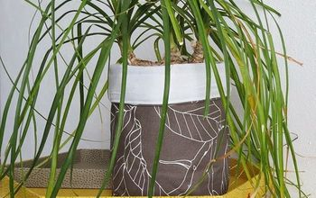 How to Make a Planter With a Plastic Bottle