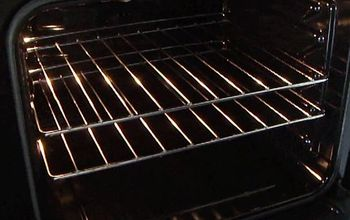 Cleaning Oven Racks in the Bathtub