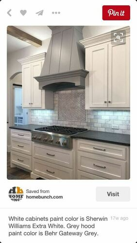 Ideas For An Empty Space Over The Stove Hometalk