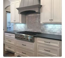 I Want A Decorative Range Hood Over My Stove So Bad But Donu0027t Have Another  Place To Put My Microwave!