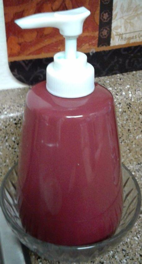 Dish Soap Pump