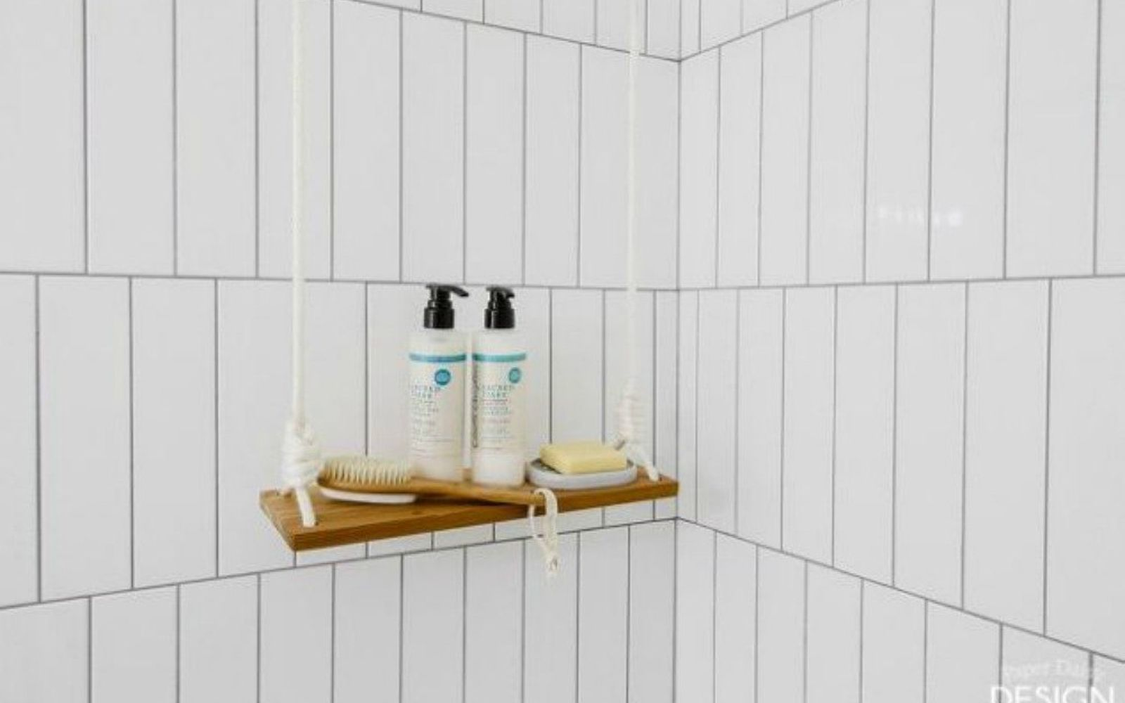 Replace Your Bathroom Shelves With These 13 Creative Ideas