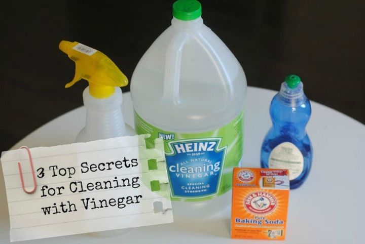 s never buy a cleaning product again with these 13 homemade eco cleaners, cleaning tips, Clean your grout with baking soda and vinegar