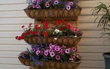 Time to Think About Spring and a Flower Pallet