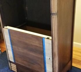 Turning A Chest Of Drawers Into A Vinyl Record Cabinet, Kitchen Cabinets,  Kitchen Design