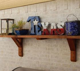 Patio Shelves Make Any Patio Like An Outdoor Room, Shelving Ideas