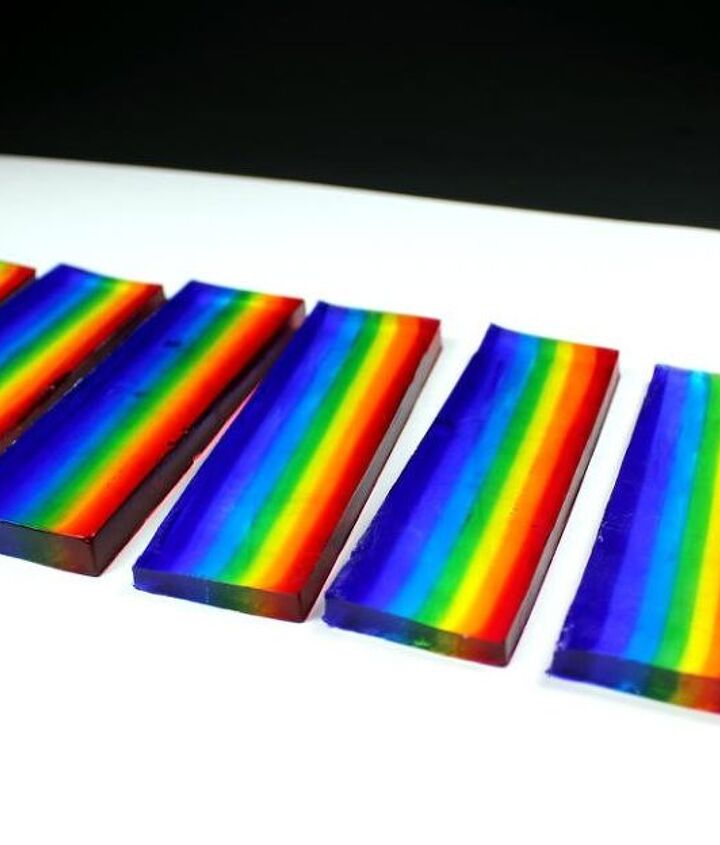 rainbow soap tutorial for st patrick s day