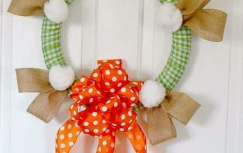 Easter Bunny Wreath: Perfect Spring Door Decor