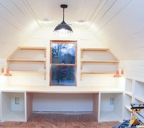 transforming an unused attic into an amazing office space & Transforming an Unused Attic Into an Amazing Office Space | Hometalk