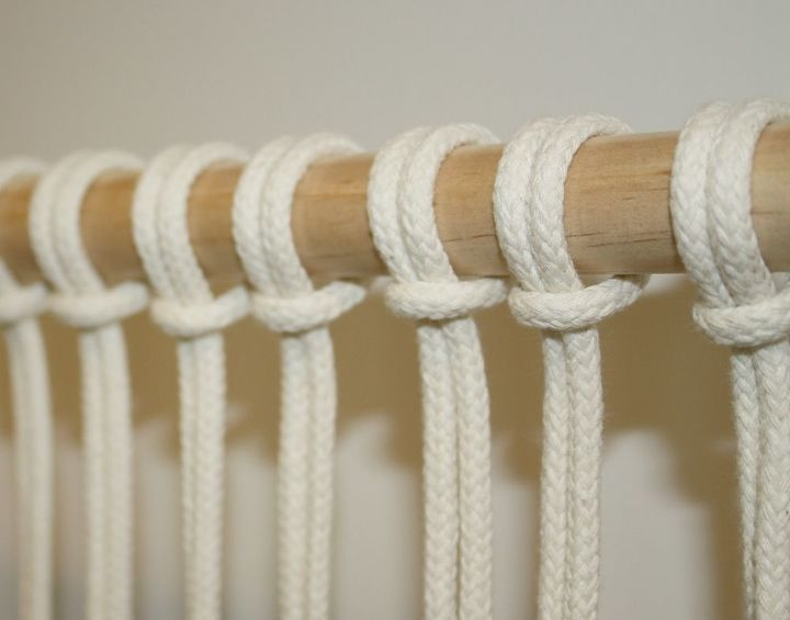 macrame projects for beginners macrame wall hanging for beginners hometalk 6125