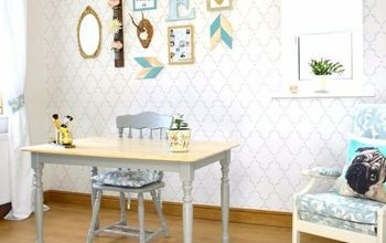 My Dream Craft Room Makeover on a Budget!