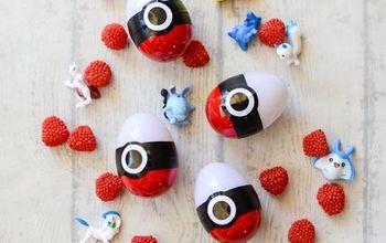 Pokemon Poke Ball Easter Eggs
